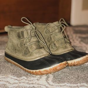 Sorel Women's Out 'n about boots